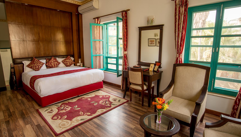 Rooms: Kathmandu Guest House